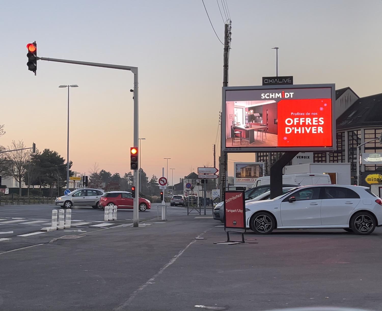 Écrans LED - Augmenter sa visibilité et améliorer sa communication